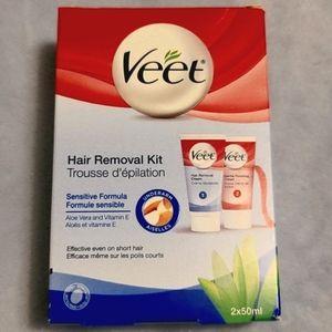 3/$25 or 4/$30 Veet Hair Removal Cream Kit